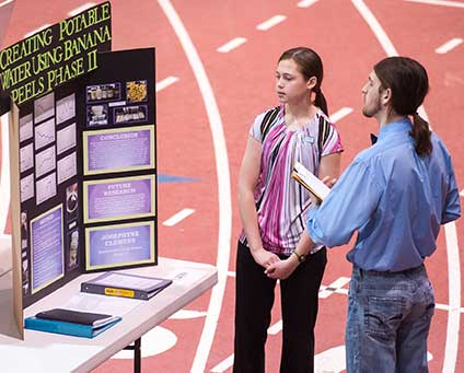 Science Fair presentation