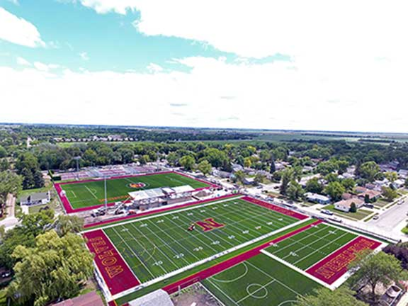 Athletic and Recreation Fields