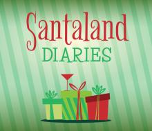 Santaland Diaries graphic